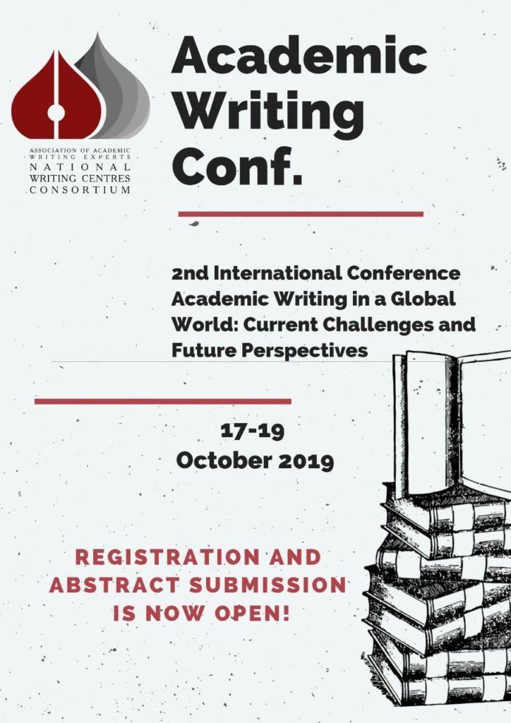 Academic Writing - NWCC 2019