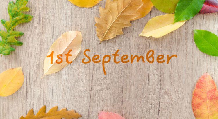 First September
